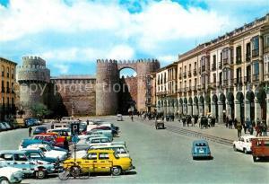 AK / Ansichtskarte Avila_Espana Plaza Santa Teresa