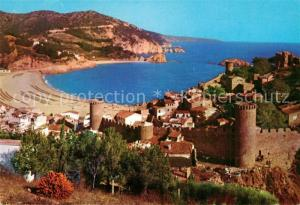 AK / Ansichtskarte Tossa_de_Mar Vila Vella  Tossa_de_Mar