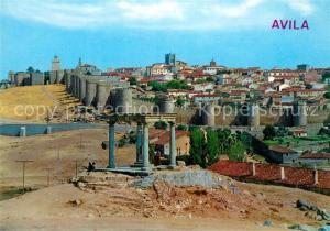 AK / Ansichtskarte Avila_Espana