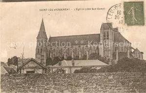 AK / Ansichtskarte Saint Leu d_Esserent Eglise Kirche Saint Leu d_Esserent