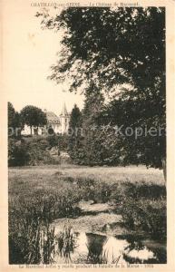 AK / Ansichtskarte Chatillon sur Seine Chateau de Marmont Chatillon sur Seine