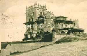AK / Ansichtskarte Santander El Promontorio Palacio estilo montanes Santander