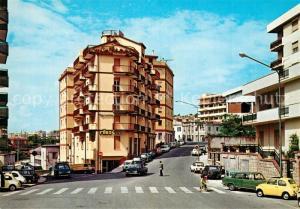AK / Ansichtskarte Nuoro Via Brigata Sassari Nuoro