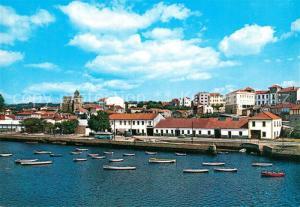 AK / Ansichtskarte Pontevedra  Pontevedra