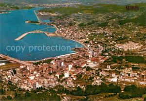 AK / Ansichtskarte Marin_Pontevedra Vista aerea