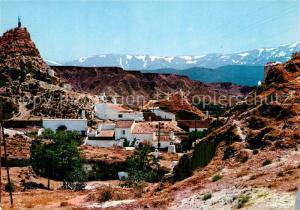 AK / Ansichtskarte Guadix Cuevas Sierra Nevada  Guadix