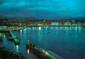 AK / Ansichtskarte San_Sebastian_Guipuzcoa Puerto Hafen San_Sebastian_Guipuzcoa