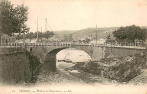 AK / Ansichtskarte Vienne_en_Dauphine Pont de la Demi Lune Vienne_en_Dauphine