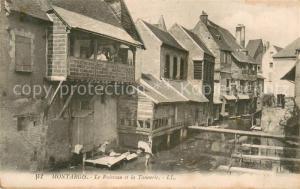 AK / Ansichtskarte Montargis_Loiret Le Ruisseau et la Tannerie Montargis Loiret