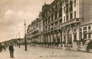 AK / Ansichtskarte Cabourg Boulevard des Anglais Cabourg