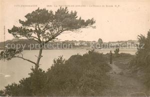 AK / Ansichtskarte La_Vicomte en Dinard Le Chemin de Ronde