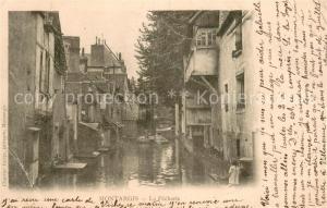 AK / Ansichtskarte Montargis_Loiret La Pecherie Montargis Loiret