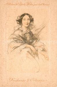 AK / Ansichtskarte Orleans_Loiret Duchesse d Orleans Orleans_Loiret