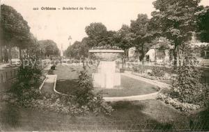 AK / Ansichtskarte Orleans_Loiret Boulevard de Verdun Orleans_Loiret