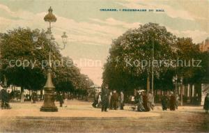 Orleans_Loiret Promenades du mail Orleans_Loiret