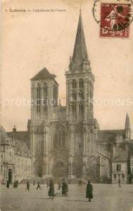 Lisieux Cathedrale St Pierre Lisieux