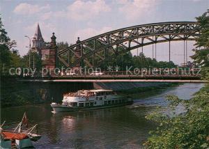 Wroclaw Most Zwierzyniecki Wroclaw