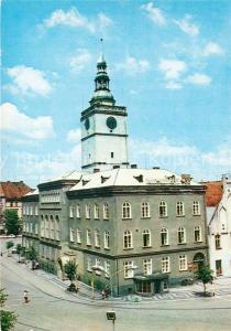 Dzierzoniow Ratusz w przebudowany Dzierzoniow