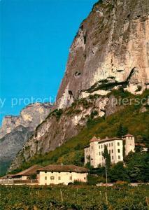 AK / Ansichtskarte Mezzocorona Castel Firmian e San Gottardo
