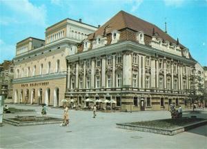 AK / Ansichtskarte Legnica Teatr Legnica