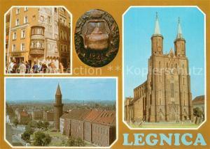 AK / Ansichtskarte Legnica Dom  Legnica