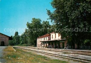 AK / Ansichtskarte Katerini Bahnhof Katerini
