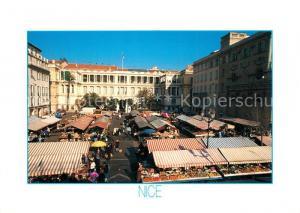 AK / Ansichtskarte Nice_Alpes_Maritimes March? Saleya Nice_Alpes_Maritimes
