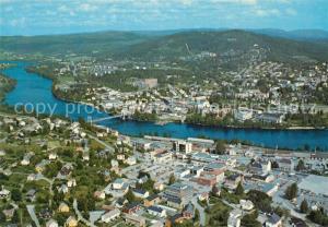 AK / Ansichtskarte Kongsvinger Fliegeraufnahme  Kongsvinger