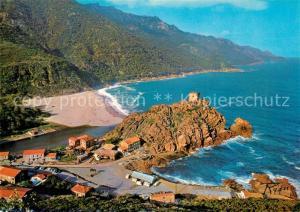 AK / Ansichtskarte Porto_Corse Marine Kuestenpanorama Porto Corse