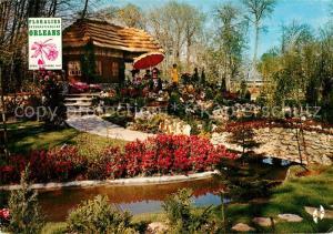 AK / Ansichtskarte Orleans_Loiret Floralies Internationales Parc Floral Orleans_Loiret