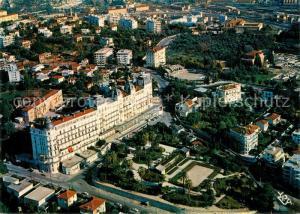 AK / Ansichtskarte Nice_Alpes_Maritimes Vue panoramique du Regina Arenes Jardins du Monastere vue aerienne Nice_Alpes_Maritimes