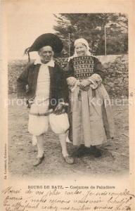 Bourg de Batz_Le Costumes de Paludiers Bourg de Batz_Le