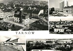 AK / Ansichtskarte Tarnow_Tarnau Fliegeraufnahme Tarnow Tarnau