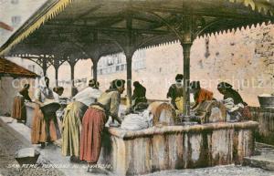 AK / Ansichtskarte San_Remo Popolane al lavatojo San_Remo