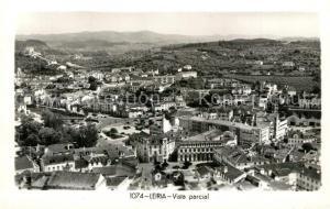 AK / Ansichtskarte Leiria Vista aerea Leiria