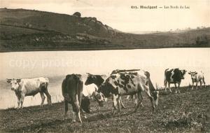 AK / Ansichtskarte Huelgoat Les Bords du Lac Huelgoat