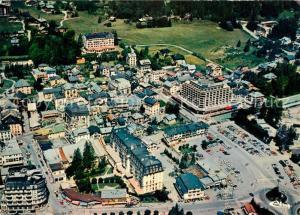 AK / Ansichtskarte Chamonix Vue aerienne Chamonix