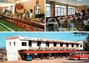 AK / Ansichtskarte Loja_Granada Restaurante El Mirador Loja Granada