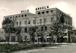 AK / Ansichtskarte Jesolo Hotel Villa Angela Jesolo