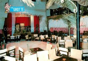 AK / Ansichtskarte El_Arenal_Mallorca Restaurante Night Club The Grotte El_Arenal_Mallorca