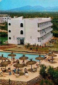 AK / Ansichtskarte Cala_d_Or Hotel Ariel Piscina Cala_d_Or
