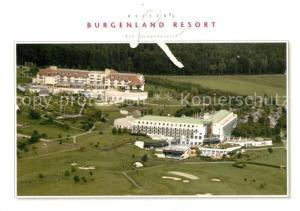 AK / Ansichtskarte Bad_Tatzmannsdorf_Burgenland Reiter s Surpreme Hotel Avance Hotel Burgenland Resort Golfplatz Fliegeraufnahme Bad_Tatzmannsdorf