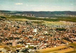 AK / Ansichtskarte Pfungstadt Fliegeraufnahme Pfungstadt