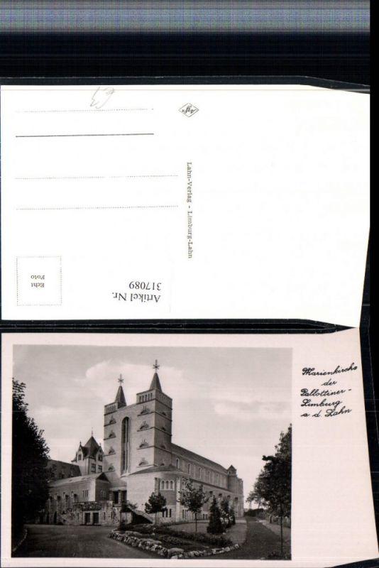 Limburg an d. Lahn Marienkirche der Pallottiner