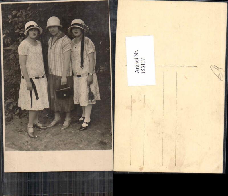Schöne Frau m. Hut Hutmode Handtasche Kleid 1940 Jahre Nr. 153117 ...