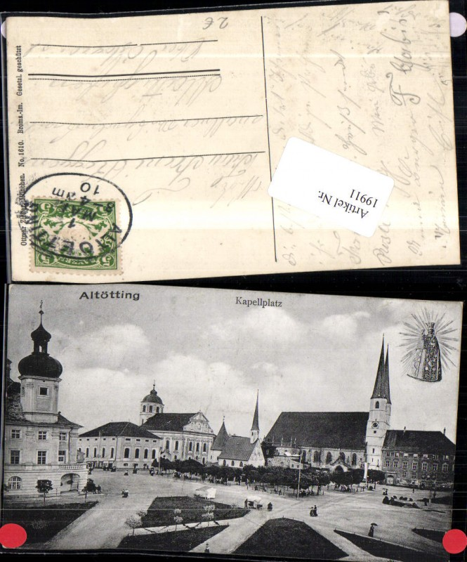 Altötting Kapellplatz Mattighofen