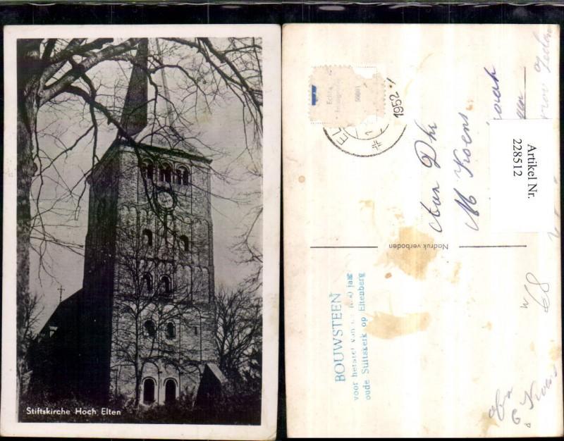 Stiftskirche Kirche Hoch Elten b. Emmerich a. Rhein