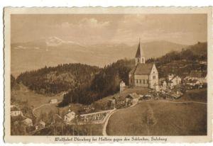 15132,Dürnberg bei Hallein Ortsansicht 1930