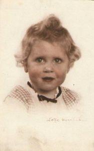26932,Lotte Herrlich Kinderköpfe Serie 229/1