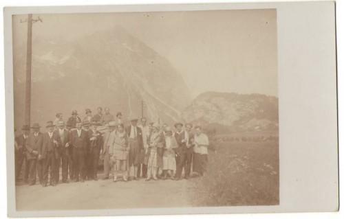 28417,FotoAK Pürgg im Ennstal Ausflugsgruppe 1915